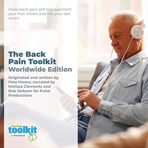 The Back Pain Toolkit (Worldwide Edition) cover art