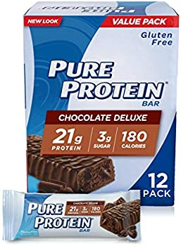 12-Count Pure Gluten Free Chocolate Deluxe Protein Bars