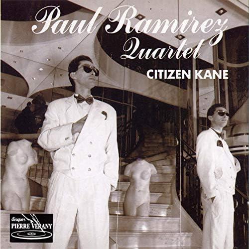 Paul Ramirez Quartet, Paul Ramirez, Gérard Mansio, Georges Gasquy & Pascal Delalée