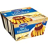 Depostre - Flan De Vainilla Danone Pack 4 x 100 g
