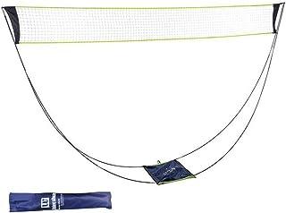 Red de tenis de b/ádminton Jixing 64cm Dark-green malla cuadrada est/ándar de b/ádminton 620 port/átil y profesional
