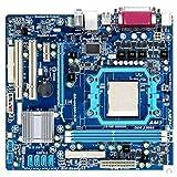 ALBBMY Compatible con Gigabyte GA-M68M-S2P placa base DDR2 8 GB Socket AM2/AM2+/AM3 M68M S2P Mainboard Systemboard integrado Gráficos Gaming Motherboard