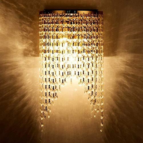 DFR-lumb Parete industriali, Lampadari Lampada da soffitto per Soggiorno, Scale Lampadari di Cristallo, Ristorante Soggiorno Lampada da Parete di Cristallo Lampade da Parete