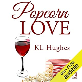 Popcorn Love audiobook cover art