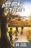 Attack on Titan Vol. 34 (English Edition)