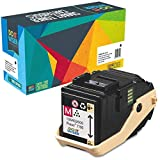 Do it wiser Cartucho de Tóner Magenta Compatible con Xerox Phaser 7100 7100N 7100DN - 106R02600 (Capacidad: 5000 páginas)