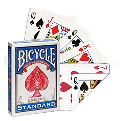Bicicletta Double Face - set di 54 carte formato poker