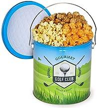 Golf Popcorn Tin - Traditional Mix