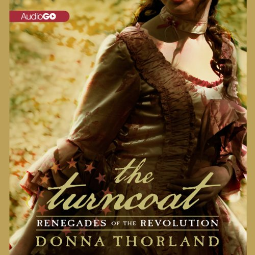 The Turncoat cover art