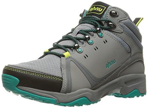 Ahnu Women's Alamere Mid Hiking Boot, Medium Grey,...