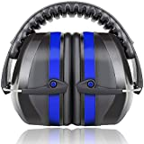 Fnova Lattissim 34dB Highest NRR Safety Muffs Defenders for Shooting,...