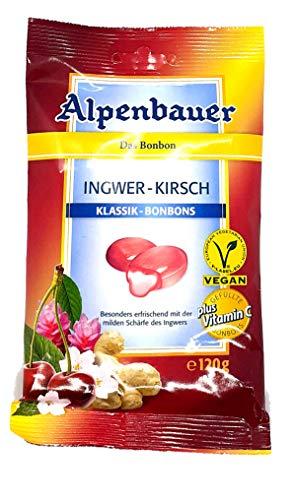 Alpenbauer Klassik - Bonbons Ingwer - Kirsch 1 x 120g
