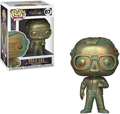 POP STAN LEE PATINA VINYL FIGU
