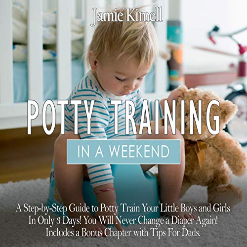 Potty Training in a Weekend cover art