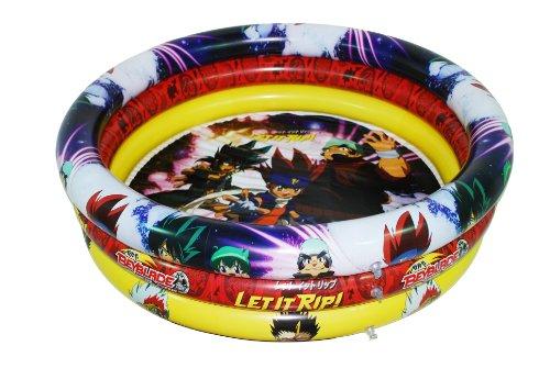 Hasbro Beyblade – Piscine de 90 cm (Saica Toys 8738)