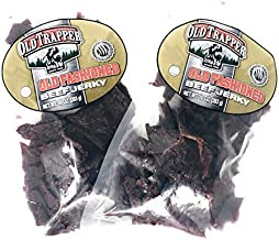 Old Trapper Old Fashioned Original Beef Jerky. 10 Oz (Pack of 2)