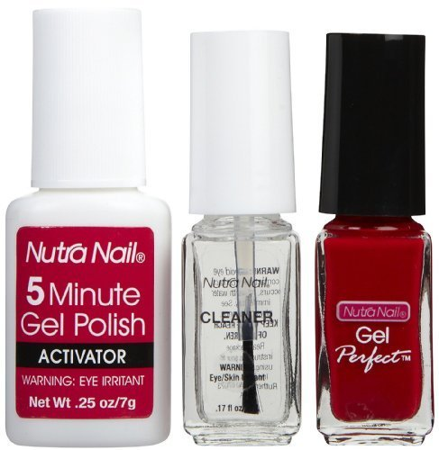 Nutra Nail Gel Perfect Passion, 0.59 Ounce by Nutra Nail