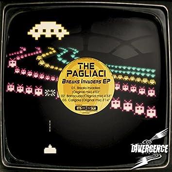 Breaks Invaders EP