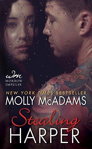 Stealing Harper (A Taking Chances Novella) by Molly McAdams (2013-07-02)