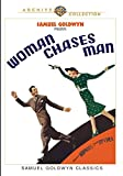 WOMAN CHASES MAN (1937) - WOMAN CHASES MAN (1937) (1 DVD)