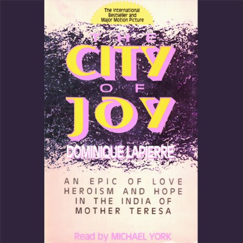 The City of Joy cover art