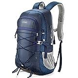 HOMIEE 45L Travel Backpack Hiking Daypack for Men Women, Waterproof Lightweight Camping Climbing...