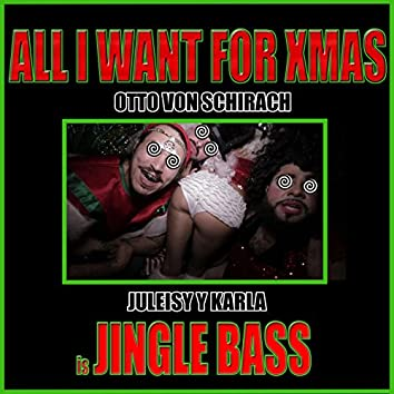 All I Want for Xmas is Jingle Bass