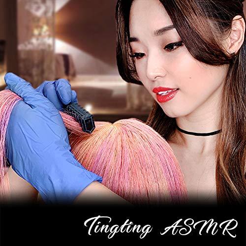 Relaxing Hair Dye with Hair Chalk Pt. 2