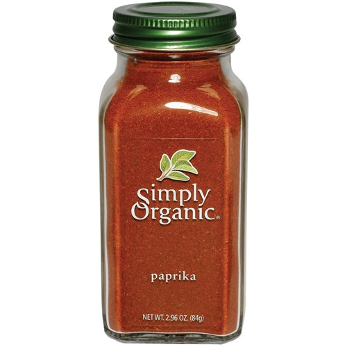Limited time trial price Simply Organic Paprika Ground Ounce 2.96 70% OFF Outlet Cont Certified