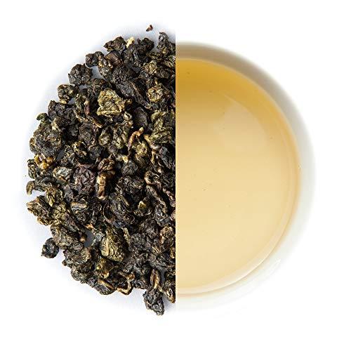 Dong Ding Oolong Taiwanesischer Tee - Oolong-Tee direkt vom Bauern aus Taiwan - kräftig nussig & blumig (100 Gramm)