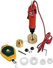 HUKOER Handheld-sluitmachine: de 220 V-sluitmachine is voor één minuut geschikt voor 10-50 mm tot 90 flessen.