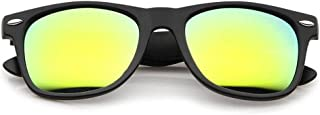 EYEVY Mercury Mirror Reflector Wayfarer Unisex Green Sunglasses(SUNGLASS 4004)