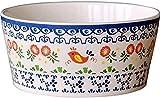 okuya Cuencos de postre Cuenco de cerámica Hogar Cuenco de harina de avena Cuenco de arroz Plato de fondo plano Tazón de tazón Plato Plato Dulzal de salsa Bowl Pudding Bowl Postre Bowl Sopa Sopa de so