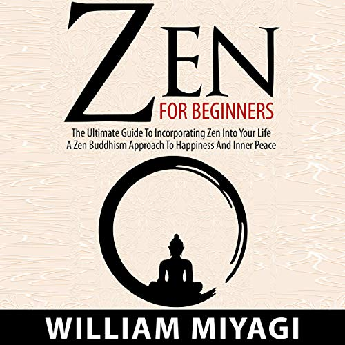 Zen: Zen for Beginners audiobook cover art