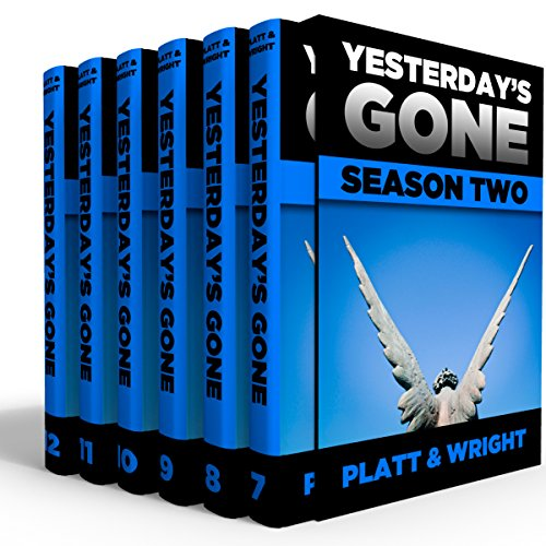 Yesterday's Gone: Season 2 cover art