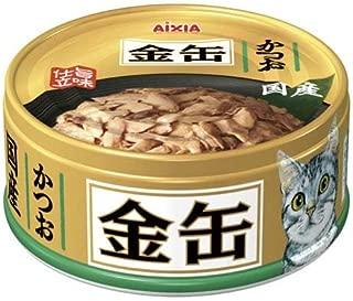 金缶ミニ かつお 70g×24缶【まとめ買い】