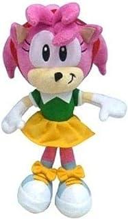 Sonic The Hedgehog 7 Plush Amy