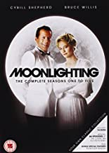 moonlighting the complete seasons 1 to 5