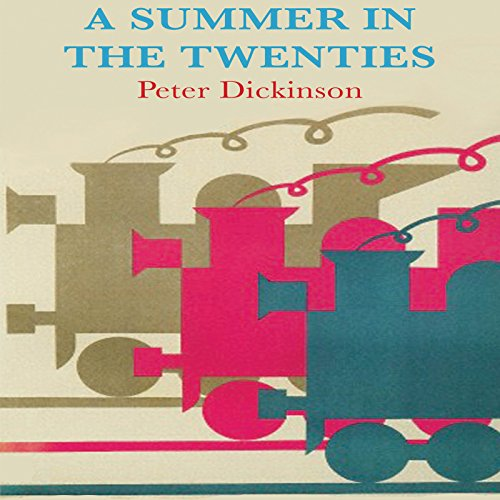 A Summer in the Twenties audiobook cover art