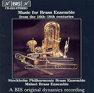 16th-18th Centuries by Music for Brass Ensemble (1993-08-03)