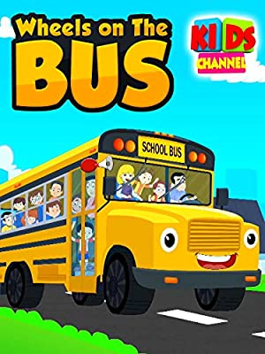 Wheels on the Bus - Kids Channel