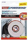 tesa Powerbond Ultra Fuerte: cinta de doble cara 1,5m x 19mm