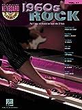 1960s Rock: Keyboard Play-Along Volume 17