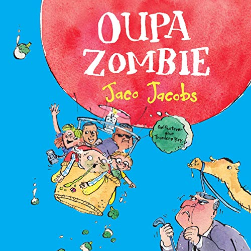 Oupa Zombie cover art