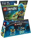 LEGO Dimensions, Exclusive Ninjago Jay Fun Pack (71215)