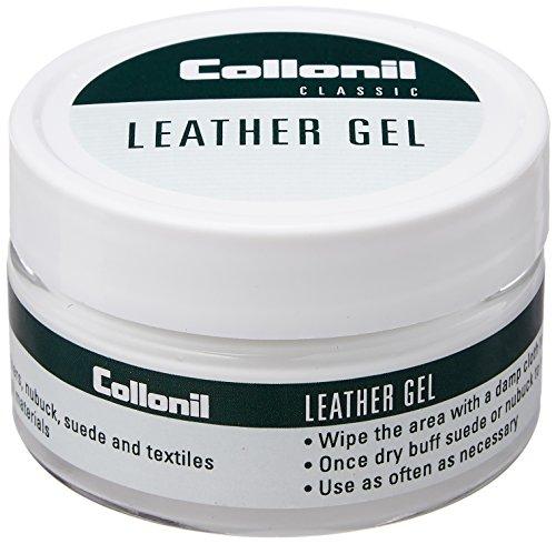 Collonil Leather Gel, Unisex-Erwachsene Schuhcreme, Transparent (Transparent 50.00 ml), 50.00 ml