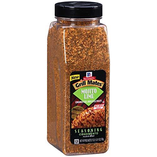 McCormick Grill Mates Mojito Lime Seasoning, 27 oz