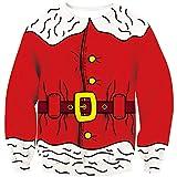 Goodstoworld Dinosauri Natale Felpa Senza Cappuccio Uomo Donna Unisex Funny 3D Christmas Sweater Elf Animali Stampato Pullover T-Shirt