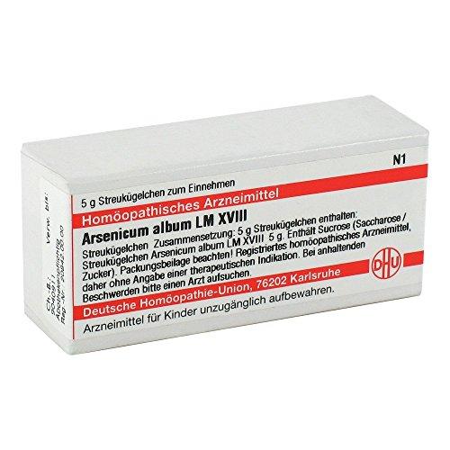 LM ARSEN ALB XVIII, 5 g