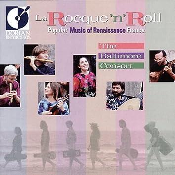Renaissance Music (Instrumental and Vocal) - Le Roy, A. / Praetorius, M. / Bassano, G. / Phalese, P. (La Rocque' N' Roll)
